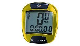Велокомп. 5-244552 10 ф-ций (120) черно-желтый VENTURA Х TOUR DE FRANCE