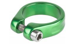 Хомут 5-250935 подседельный 31,8мм зеленый M-WAVE