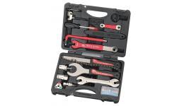 Набор 6-14728 инструментов YC-728 универсальный 18 поз. профи в кейсе BIKEHAND
