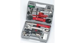 Набор 6-14735 инструментов YC-735A универсальный 19 поз. профи в кейсе BIKEHAND