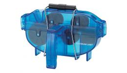 Машинка 6-14791 для чистки цепи YC-791 в 2-х плоск. с рукояткой голубая BIKEHAND (5)