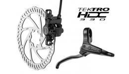 Тормозной набор гидравлический задний  HD-M330 TEKTRO 6-331