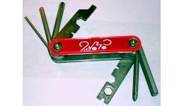 Ключ 6-648407 складной набор