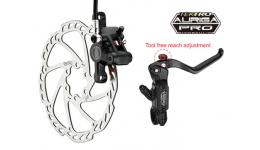 Тормозной набор гидравлический передний AURIGA PRO TEKTRO 6-700
