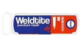 Аптечка 7-01016 6 суперзаплаток+клей+шкурка (25) WELDTITE (Англия)