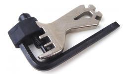 Выжимка 8-10000407 AHT-551 для всех типов цепей+шестигр.+отвертка+захв. для спиц (20) серебр. AUTHOR
