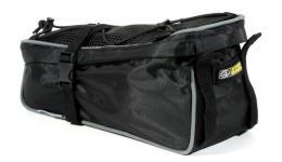 Сумка 8-15000003 на багажник A-N421 V=5л (50) черная AUTHOR