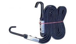 Резинки 8-15210001 на багажн. AES-301 с крючками для крепления черные AUTHOR