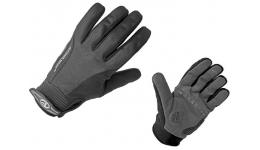 Перчатки 8-7131047 длин. Windster Light утепл. черные L лайкра/неопрен/синт.кожа/гель (20) AUTHOR