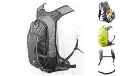 Рюкзак спортивный CYCLONE GSB черно-серый AUTHOR 8-8100275