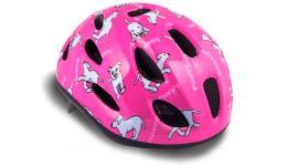 Шлем 8-9090055 с сеточкой Floppy 144 Pnk детский 16отв. розовый 48-54см (10) AUTHOR