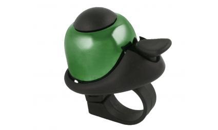 Звонок 5-420145 алюм./пластик мини D=36мм громкий и долгий звук