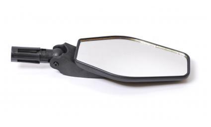 Зеркало 6-310 ромбообразное плоское 3 степ. торц. крепление