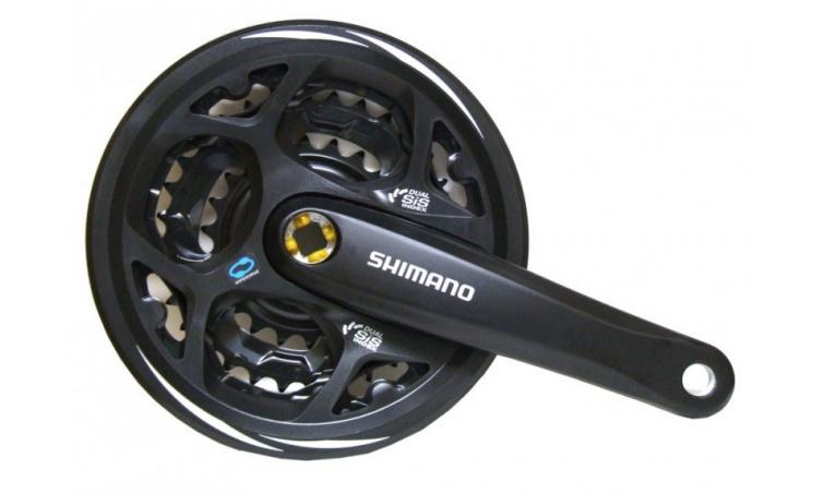 Система передняя SHIMANO ALTUS EFCM311C222CL (42/32/22) 2-3089
