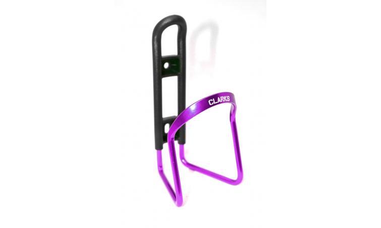 Флягодерж-ль 3-165 BC-20 алюм./ пластик фиолетовый CLARK`S SALE