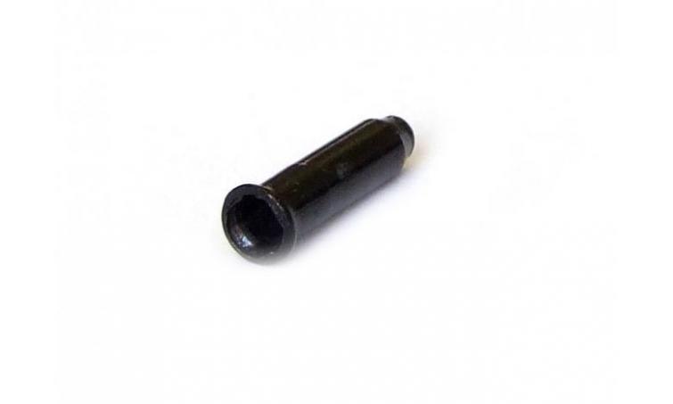 Колпачки/3аглушки CX88DP BLK черные (100шт) CLARK`S 3-307
