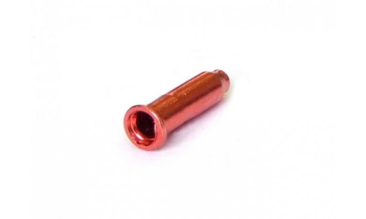 Колпачки/3аглушки на тросики красные (100шт) CLARK`S 3-310