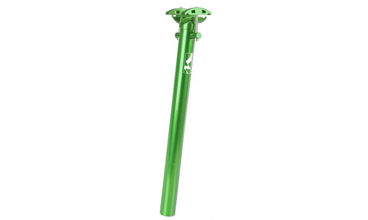 Штырь 5-252815 подседельный 27,2х350мм  зеленый M-WAVE