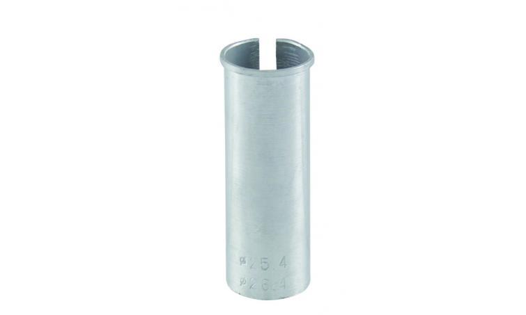 Адаптер 5-259929 для подсед. штыря алюм. 27,2/31,6х80мм серебр.