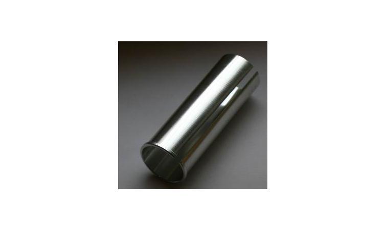 Адаптер 5-259955 для подсед. штыря алюм. 27,2/30,0х80мм серебр.
