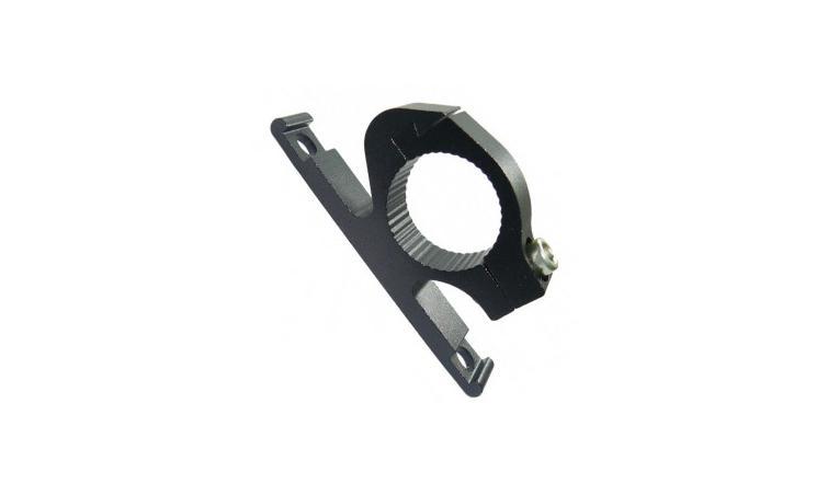 Флягодерж-ль/крепл. 6-150002 для крепл. флягодерж. на руль 25,4мм CD-02 алюм. черный OSTAND