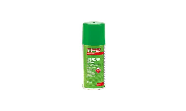 Смазка 7-03021 с тефл. TF-2 для цепи/тросов/перекл./систем спрей 150мл WELDTITE (Англия)