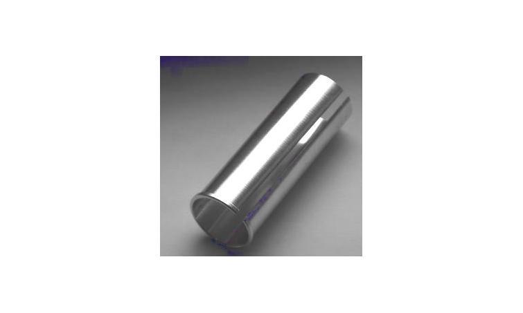 Адаптер 8-29911461 для подсед. штыря алюм. KL-001 27,2/31,6х50мм серебр. AUTHOR