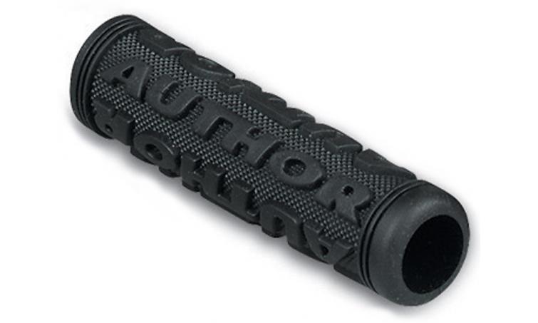 Ручки 8-33551003 на руль AGR-R192-102мм Blk резиновые черные AUTHOR