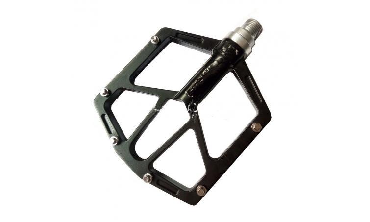 Педали BMX/Downhill  алюминиевые 00-170857 HORST