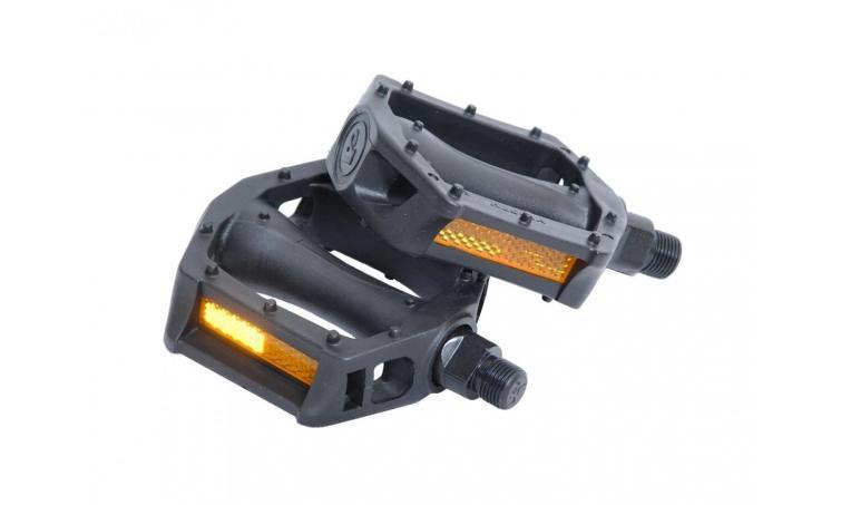Педали MTB/BMX 6-630098 пластиковые