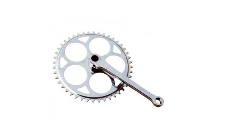 Звезда передняя для дорожных велосипедов 00-170010