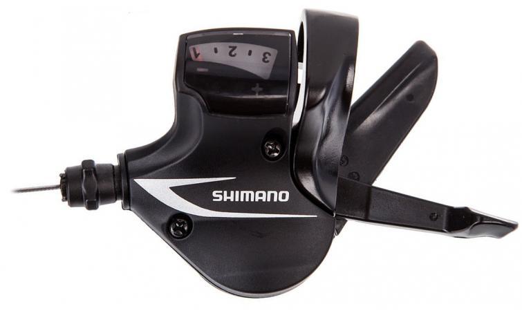 Переключатель SHIMANO RAPIDFIRE PLUS ACERA ESLM360LBT 2-5020