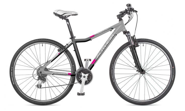Женский гибридный велосипед Author Stratos ASL