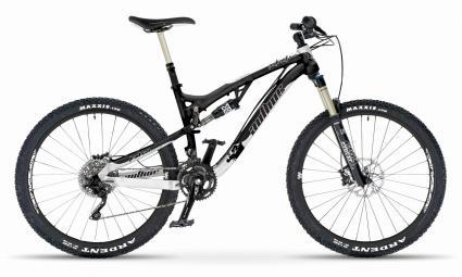 """Двухподвесный велосипед 27,5"""" Author Patriot Trail 2.0"""