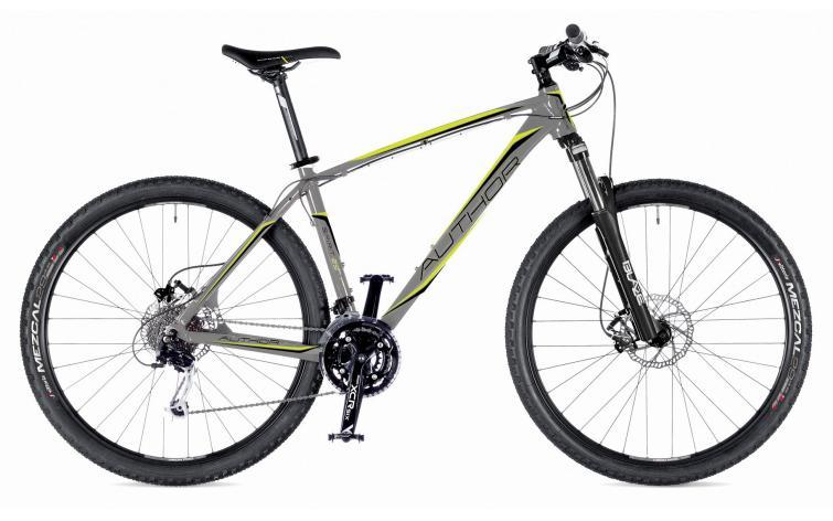 Велосипед Бигфут Author Spirit 29