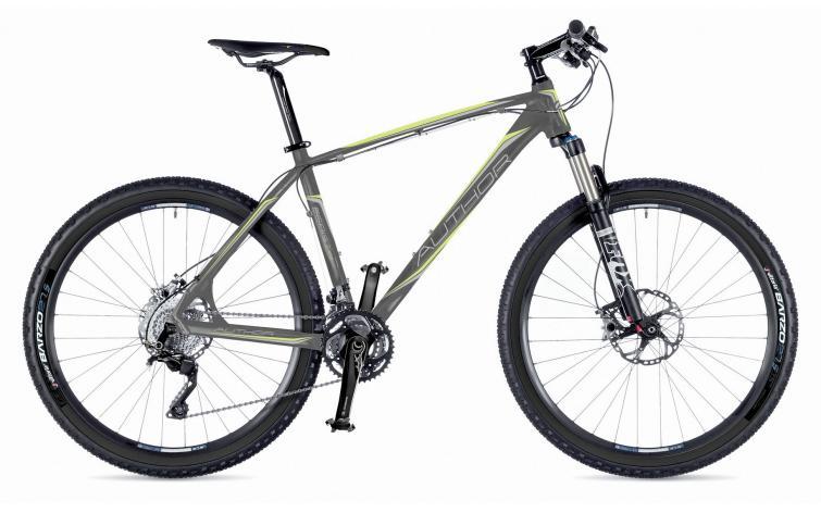 """Горный велосипед 27,5"""" Author Egoist"""