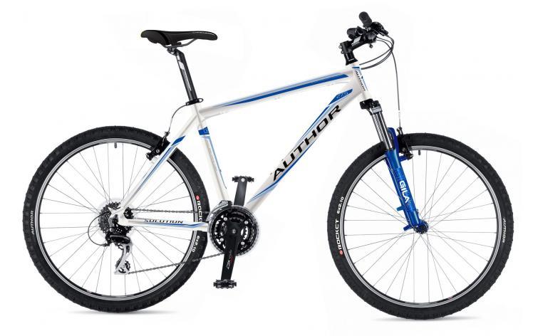 """Горный велосипед 27,5"""" Author Solution"""