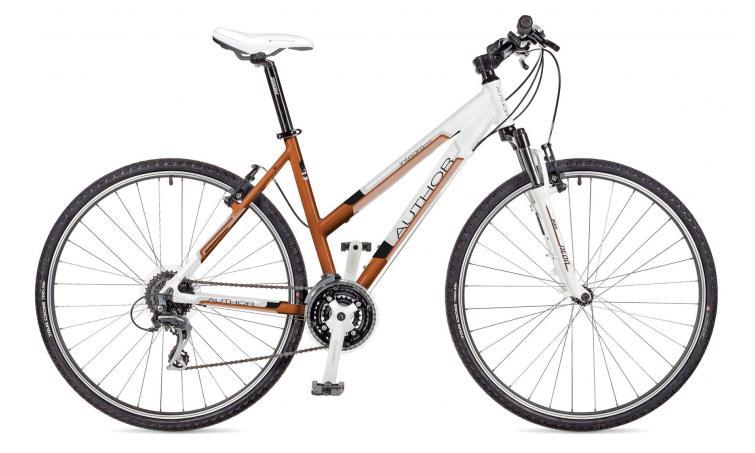 Гибридный велосипед Author Integra