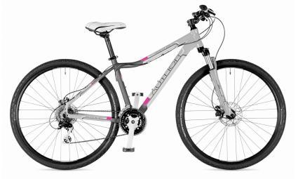 Женский гибридный велосипед Author Grand ASL