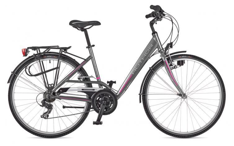 Дорожный велосипед Author Majesty