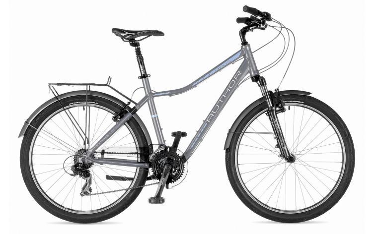 Дорожный велосипед Author Opus