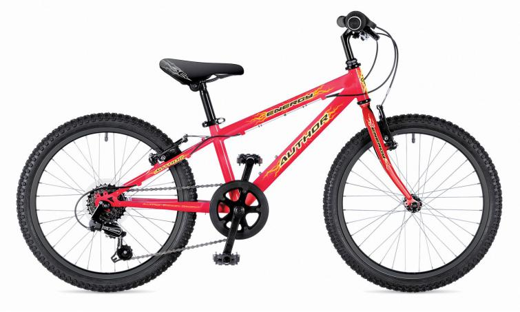Детский велосипед Author Energy