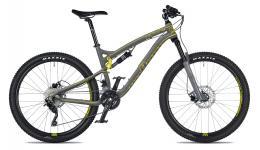 """Двухподвесный велосипед 27,5"""" Author Patriot Trail 1.0"""