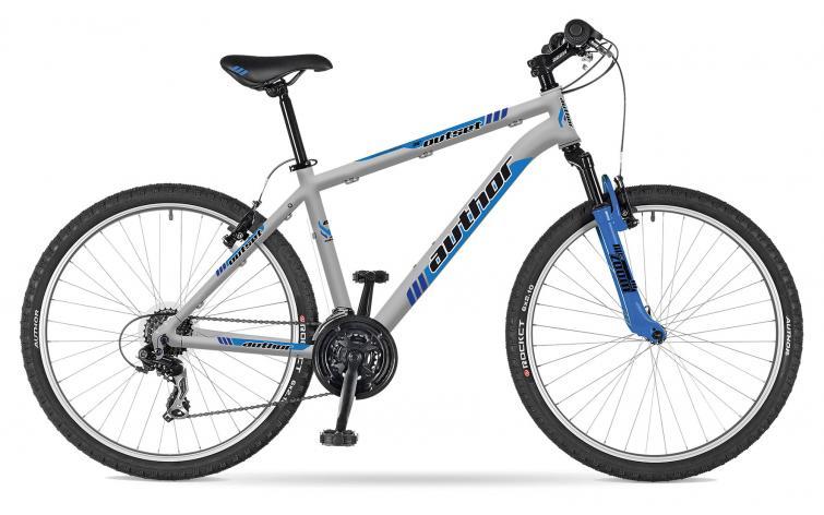 Горный велосипед Author Outset
