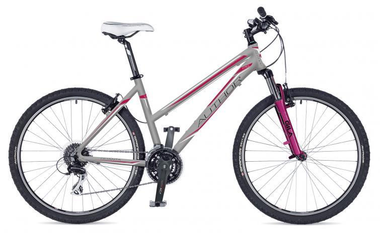 Женский велосипед Author Quanta