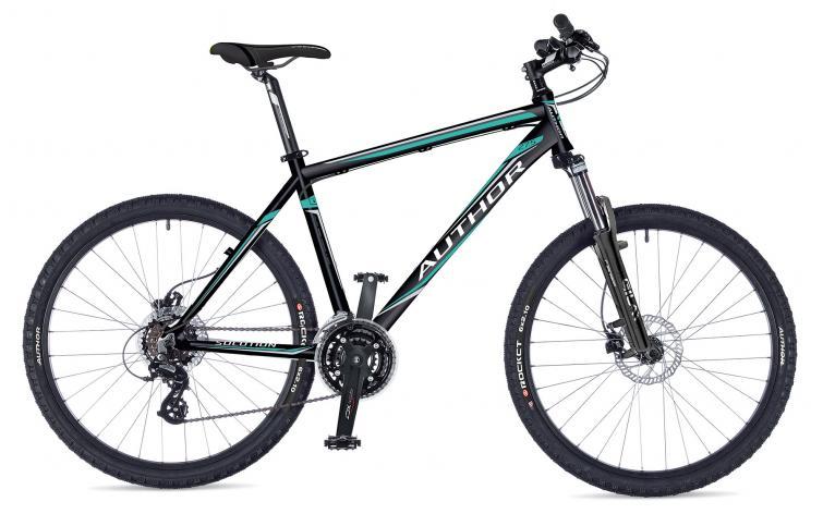Горный велосипед Author Solution