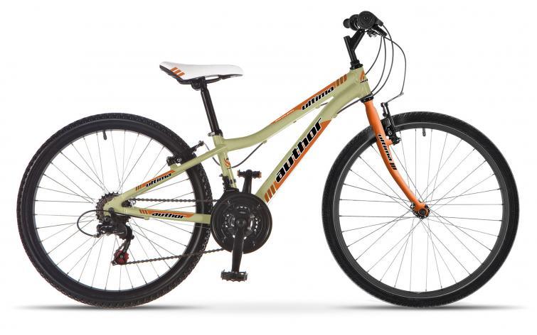 Подростковый велосипед Author Ultima
