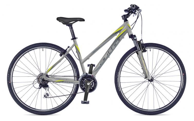 Женский гибридный велосипед Author Vista