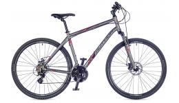 Гибридный велосипед Author Meteor