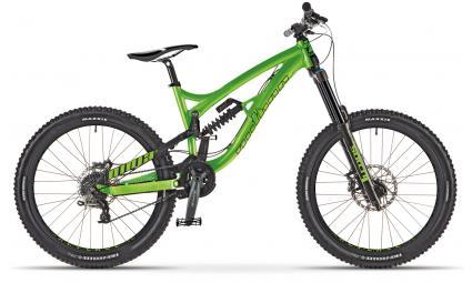 """Двухподвесный велосипед 27,5"""" Author Ninja FR"""